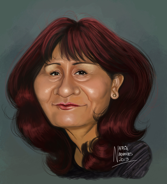 Roxana Miranda (candidata presidencial)